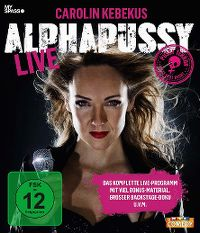 Cover Carolin Kebekus - Alphapussy Live [DVD]